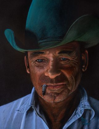 Weathered Cowboy II